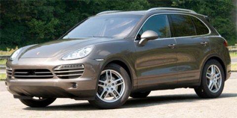2012 Porsche Cayenne AWD 4dr Tiptronic BLACK CD Player