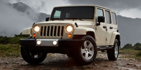 2012 Jeep Wrangler Unlimited 4WD 4dr Rubicon BRIGHT SILVER