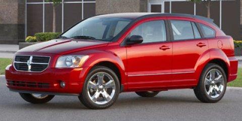 2012 Dodge Caliber 4dr HB SXT BRIGHT WHITE Brake Assist