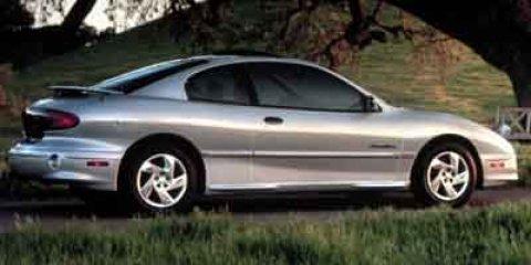 2002 Pontiac Sunfire 2dr Cpe SE INDIGO BLUE METALLIC