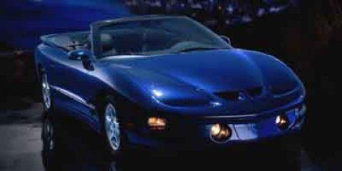 2002 Pontiac Firebird 2dr Conv Trans Am NAVY BLUE METALLIC