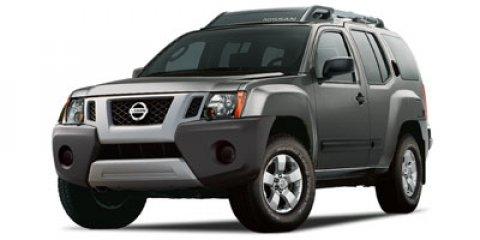 2012 Nissan Xterra 2WD 4dr Auto S SUPER BLACK Air Conditioning