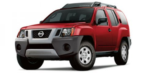 2012 Nissan Xterra 2WD 4dr Auto X LAVA RED Anti-Theft System