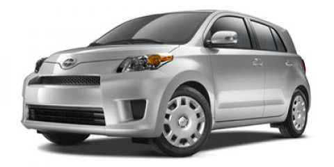 2012 Scion xD 5dr HB Auto SILVER Cloth Seats Child Safety Locks