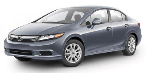 2012 Honda Civic Sdn 4dr Auto EX Wheels: 16