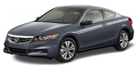 2012 Honda Accord Cpe 2dr I4 Auto EX BLACK Anti-Theft System