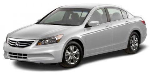 2012 Honda Accord Sdn 4dr I4 Auto SE CD Player Bucket Seats