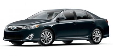2012 Toyota Camry Hybrid 4dr Sdn XLE MAGNETIC GRAY METALLIC