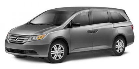 2012 Honda Odyssey 5dr LX GRAY CD Player Bucket Seats