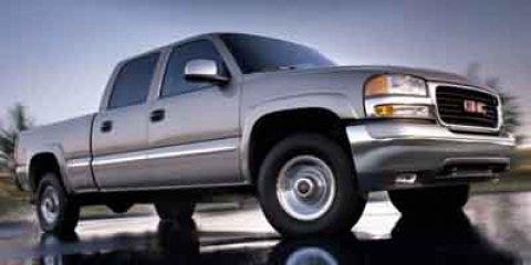 """2002 GMC Sierra 1500HD Crew Cab 153.0"""" WB 4WD SLE PEWTER"""