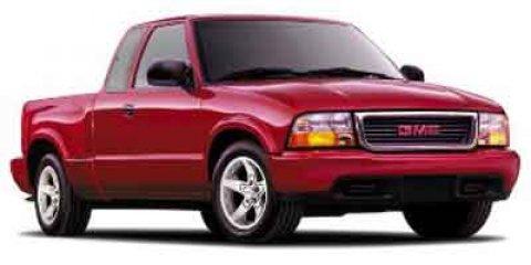 "2002 GMC Sonoma Ext Cab 123"" WB 4WD SLS PEWTER METALLIC"