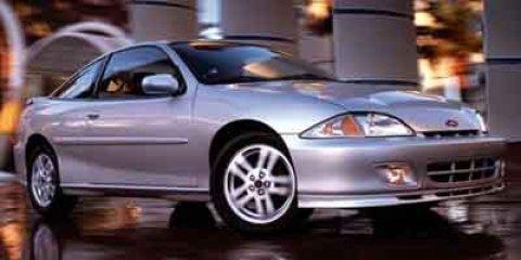 2002 Chevrolet Cavalier 2dr Cpe LS Sport ULTRA SILVER METALLIC