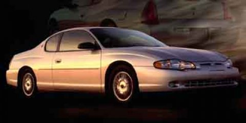 2002 Chevrolet Monte Carlo 2dr Cpe LS MOCHA