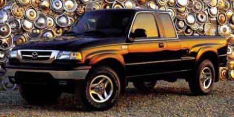 """2002 Mazda B-Series 4WD Truck Cab Plus 125"""" WB 3.0L Auto SE"""