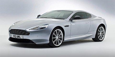 2013 Aston Martin DB9 2dr Cpe Auto Dove Gray Cruise Control