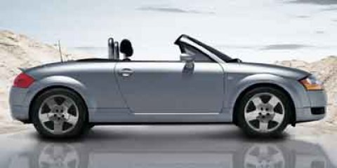 2002 Audi TT 2dr Roadster 5-Spd Convertible Soft Top