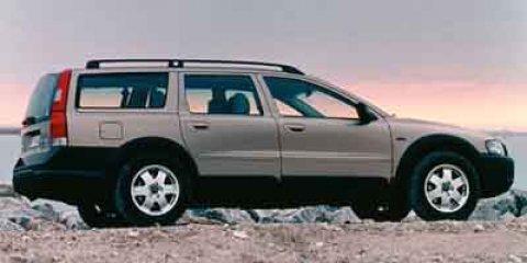 2002 Volvo V70 XC AWD A SR 5dr Wgn AWD Turbo w/SR SILVER