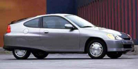 2002 Honda Insight 3dr HB CVT w/Air Cond