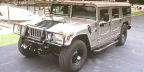 2000 AM General Hummer 4-Passenger Wgn Enclosed COMPETITION