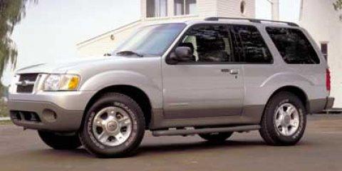 2002 Ford Explorer Sport BLACK CLEARCOAT