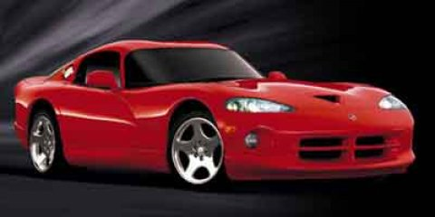 2002 Dodge Viper 2dr GTS Coupe GRAY Driver Air Bag