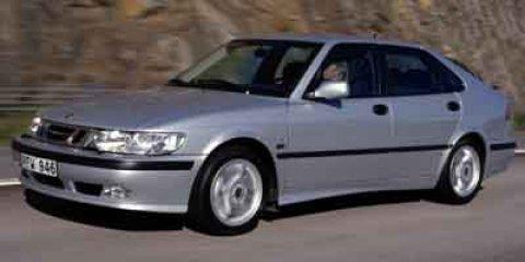 2002 Saab 9-3 5dr HB SE BROWN Daytime Running Lights