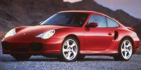 2002 Porsche 911 Carrera Driver Air Bag Cruise Control