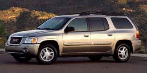 2002 GMC Envoy XL BLACK