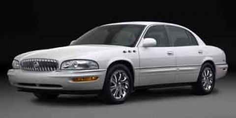 2003 Buick Park Avenue 4dr Sdn Ultra TAN Climate Control