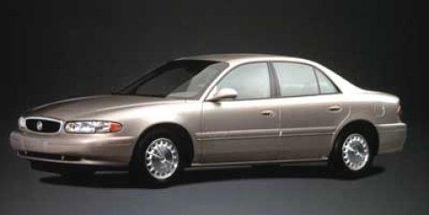 2000 Buick Century 4dr Sdn Custom LIGHT SANDRIFT METALLIC