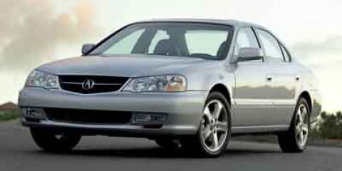 2003 Acura TL 4dr Sdn 3.2L Type S w/Navigation BLACK