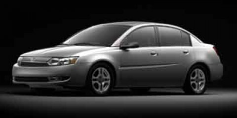 2004 Saturn Ion ION 2 4dr Sdn Manual POLAR WHITE