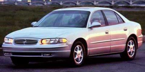 2001 Buick Regal 4dr Sdn LS LIGHT SANDRIFT METALLIC