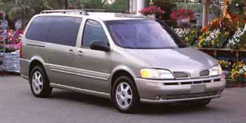 2003 Oldsmobile Silhouette 4dr GLS LIGHT SANDRIFT METALLIC