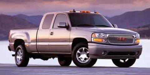 "2004 GMC Sierra Denali Ext Cab 143.5"" WB SILVER BIRCH METALLIC"
