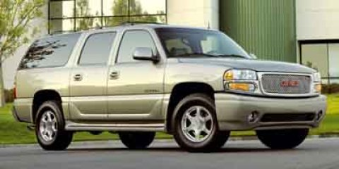 2003 GMC Yukon XL Denali 4dr 1500 AWD ONYX BLACK