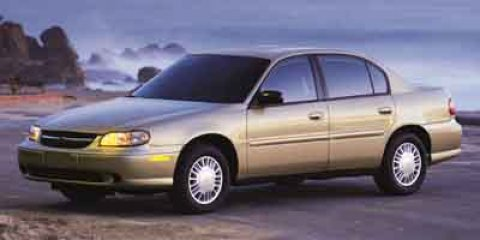 2003 Chevrolet Malibu 4dr Sdn SUMMIT WHITE