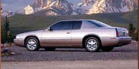 2000 Cadillac Eldorado 2dr Cpe ESC CASHMERE ABS A/C