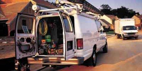 2003 Ford Econoline Cargo Van E-150 Recreational BROWN