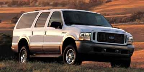 2003 Ford Excursion WHITE Engine Immobilizer