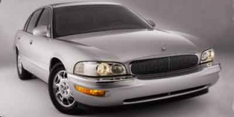 2003 Buick Park Avenue 4dr Sdn Daytime Running Lights