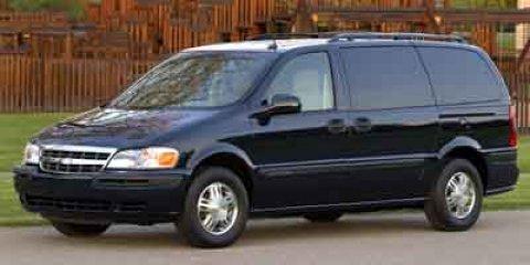 2003 Chevrolet Venture Ext WB w/Y3G Mobility Pkg