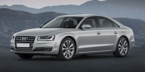 2015 Audi A8 L 4DR SDN 3.0T Auxiliary Audio Input