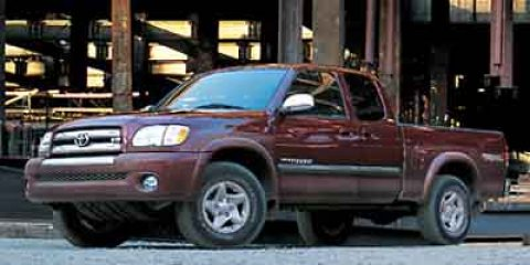 2003 Toyota Tundra AccessCab V8 SR5 RED Fourth Passenger Door