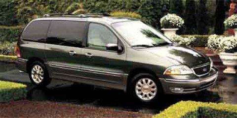 2003 Ford Windstar Wagon 4dr LTD CD Changer Bucket Seats