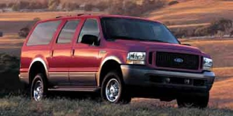 "2003 Ford Excursion 137"" WB 6.0L Eddie Bauer"