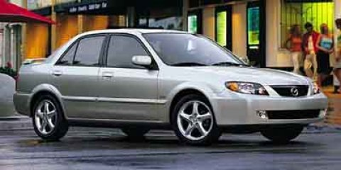 2002 Mazda Protege TAN Passenger Air Bag Pass-Through Rear Seat