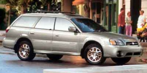 2003 Subaru Legacy Wagon Cruise control