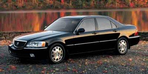 2003 Acura RL 4dr Sdn SILVER Aluminum Wheels Alloy wheels
