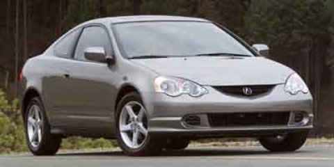 2003 Acura RSX 3dr Sport Cpe Auto SILVER Cruise Control
